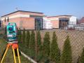 Zaměření dokončené stavby